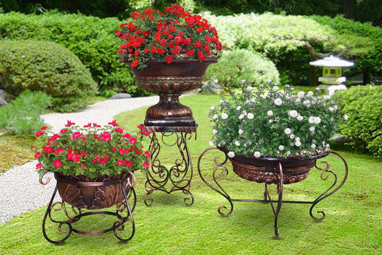 центральная кованые садовые цветочницы фото объявления аренде квартир