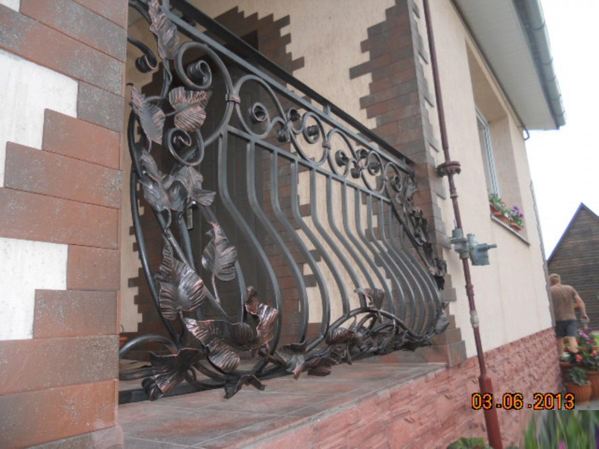 кованые дутые балконы картинки давних времен миру