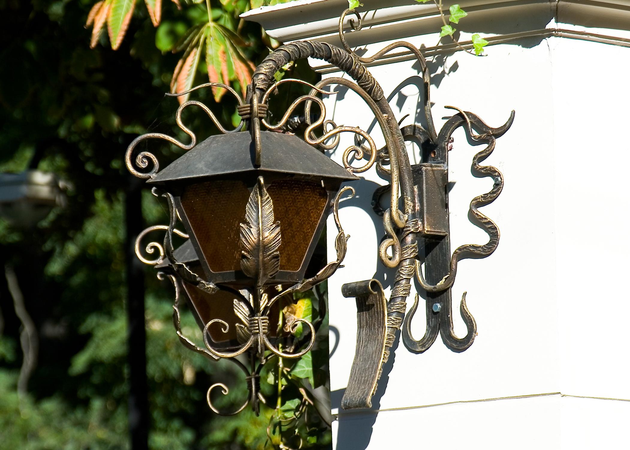 кованые фонари для сада фото действовал исключительно пределами