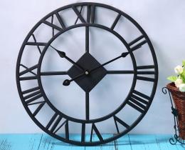 Кованые часы в Воронеже №34