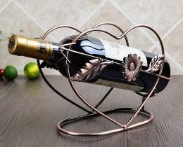Кованые винницы, подставки под вино №2