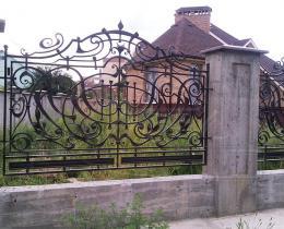 Кованые заборы в Воронеже №63