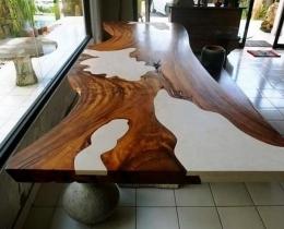 Дизайнерские столы, столешницы №51