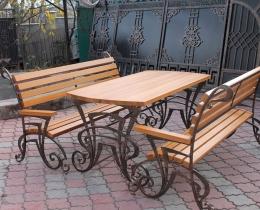 Кованые столы в Воронеже №73