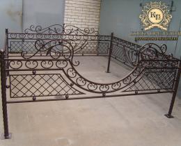 Кованые ограды в Воронеже №14
