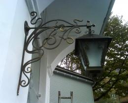 Кованые фонари в Воронеже №59