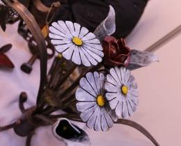 Кованые цветы в Воронеже №18