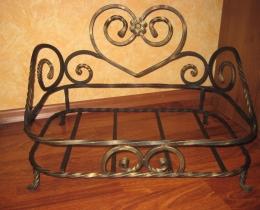 Кованая мебель для питомцев №88