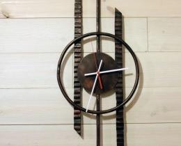 Кованые часы в Воронеже №74