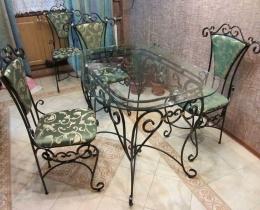 Кованые столы в Воронеже №64