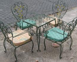 Кованые столы в Воронеже №75