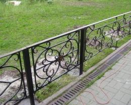 Кованые ограждения в Воронеже №56