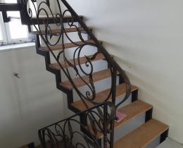 Кованые лестницы в Воронеже №38