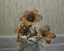 Кованые цветы в Воронеже №75