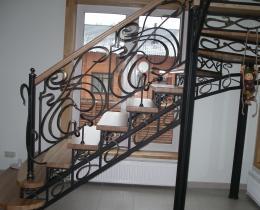 Кованые лестницы в Воронеже №47