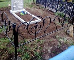 Кованые ритуальные изделия в Воронеже №53