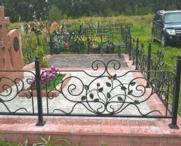 Кованые ритуальные изделия в Воронеже №73