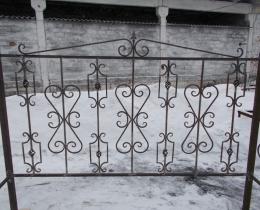 Кованые ограды в Воронеже №71