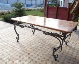 Кованые столы в Воронеже №39
