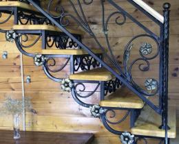 Кованые лестницы в Воронеже №49