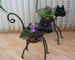 Кованые цветы в Воронеже №80