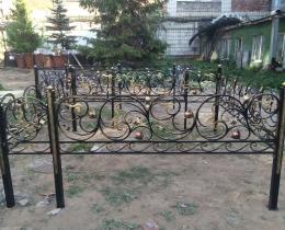 Кованые ограды в Воронеже №121