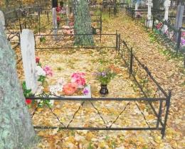 Кованые ритуальные изделия в Воронеже №75