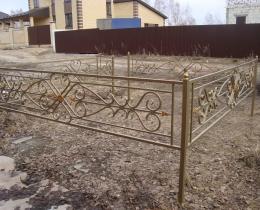 Кованые ограды в Воронеже №99