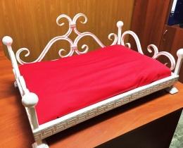 Кованая мебель для питомцев №91
