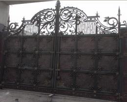 Кованые ворота в Воронеже №73