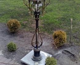 Кованые люстры, фонари, светильники, подсвечники №84