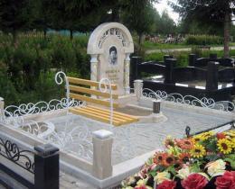 Кованые ритуальные изделия в Воронеже №19