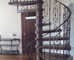Кованые лестницы в Воронеже №64