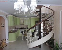 Кованые лестницы в Воронеже №52
