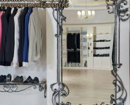 Кованые зеркала в Воронеже №14