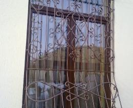 Кованые оконные решетки в Воронеже №122