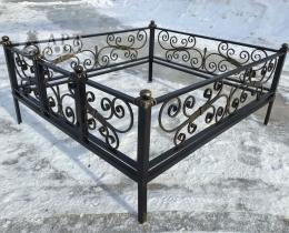 Кованые ограды в Воронеже №103