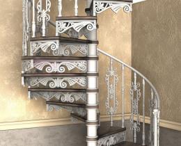 Кованые лестницы в Воронеже №65