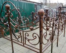 Кованые ритуальные изделия в Воронеже №54