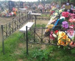 Кованые ограды в Воронеже №105
