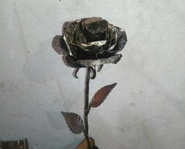 Кованые цветы в Воронеже №87