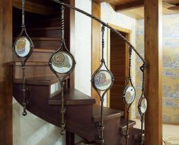 Кованые лестницы в Воронеже №59