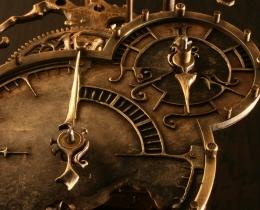 Кованые часы в Воронеже №47