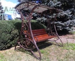 Кованые качели в Воронеже №152