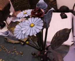 Кованые цветы в Воронеже №28