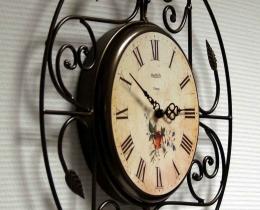 Кованые часы в Воронеже №48