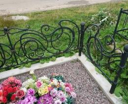 Кованые ритуальные изделия в Воронеже №91