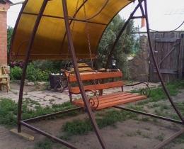 Кованые качели в Воронеже №160