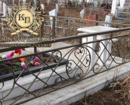 Кованые ограды в Воронеже №7