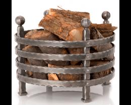 Кованые каминные наборы, дровницы, решетки №15
